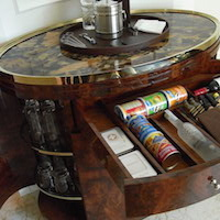 DIY Liquor Cabinet for your Home
