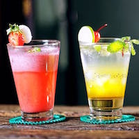 Most Popular Mixed Drinks for a Budding Bartender