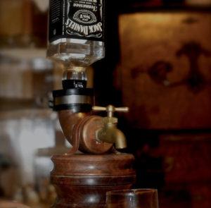 The Best Homemade Liquor Dispenser - SirMixABot